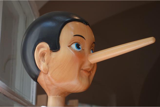 mensonge et propagande traitement